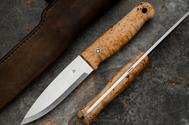 NÓŻ SURVIVALOWY BUSHCRAFT M390 AK